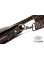 Мужская кожаная сумка чреез плечо мессенджер Bexhill BX8005C фото №6