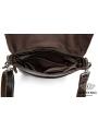 Мужская кожаная сумка чреез плечо мессенджер Bexhill BX8005C фото №7