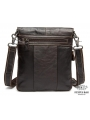 Мужская кожаная сумка чреез плечо мессенджер Bexhill BX8005C фото №3