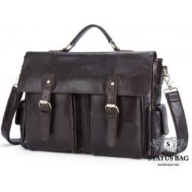 Мужской кожаный портфель Bexhill Bx8942C