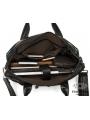 Функциональна мужская сумка из натуральной кожи Bexhill Bx9005A фото №5