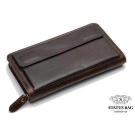 Кожаный клатч Bexhill Bx9069C