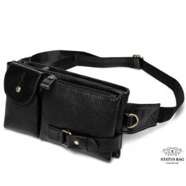 Кожаная сумка на пояс Bexhill Bx9080A