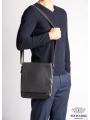 Сумка-мессенджер мужская через плечо кожанаяTiding Bag G1157A фото №2