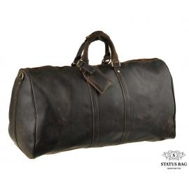 Большая мужская дорожная сумка из натуральной кожи Bexhill G3264B