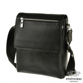 Мужская сумка через плечо зернистая кожа Tiding Bag M2994A