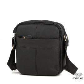 Мужская кожаная сумка на плечо Tiding Bag M38-1025A