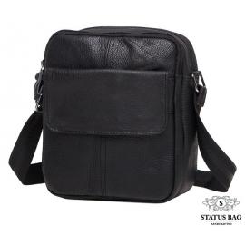 Мужская кожаная сумка через плечо Tiding Bag M38-1030A
