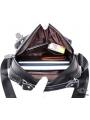 Сумка-барсетка мужская кожаная через плечо Tiding Bag M38-5112A фото №11