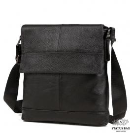 Мужская сумка через плечо натуральная кожа Tiding Bag M38-8136A
