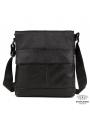 Мужская сумка через плечо натуральная кожа Tiding Bag M38-8136A фото №3