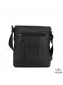 Мужская сумка через плечо натуральная кожа Tiding Bag M38-8136A фото №4