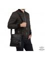 Мужская сумка через плечо натуральная кожа Tiding Bag M38-8136A фото №6