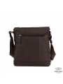 Мессенджер через плечо мужской кожаный Tiding Bag M38-8136C фото №3