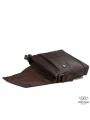 Мессенджер через плечо мужской кожаный Tiding Bag M38-8136C фото №2