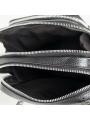 Сумка мужская через плечо из натуральной кожи Tiding Bag M5610A фото №6