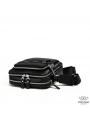 Сумка мужская через плечо из натуральной кожи Tiding Bag M5610A фото №3