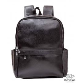 Рюкзак кожаный TIDING BAG M7807A