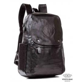 Рюкзак кожаный Tiding Bag M8150A