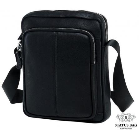 Сумка мужская через плечо из натуральной кожи Tiding Bag NA50-069A
