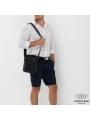 Сумка мужская через плечо из натуральной кожи Tiding Bag NA50-069A фото №2