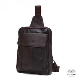 Мессенджер HD Leather NM24-301C