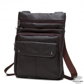 Мессенджер HD Leather NM24-606C