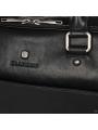 Элитная сумка-портфель мужская кожаная Blamont P5912061 фото №12