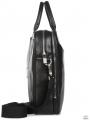 Элитная сумка-портфель мужская кожаная Blamont P5912061 фото №5