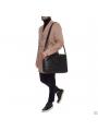 Элитная сумка-портфель мужская кожаная Blamont P5912061 фото №9