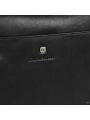 Функциональная сумка через плечо мужская кожаная Blamont P7912031 фото №4
