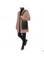 Функциональная сумка через плечо мужская кожаная Blamont P7912031 фото №2