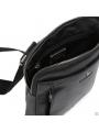 Функциональная сумка через плечо мужская кожаная Blamont P7912031 фото №10