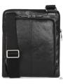 Функциональная сумка через плечо мужская кожаная Blamont P7912031 фото №9