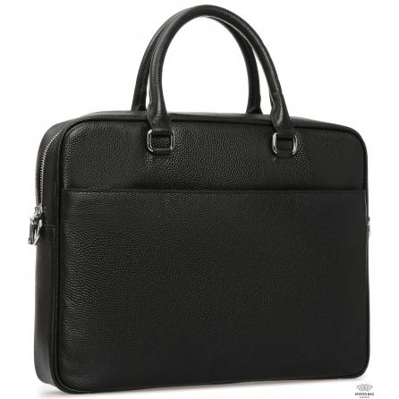 Сумка-портфель мужская кожаная для документов Royal Bag RB-015A-1