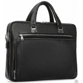Сумка-портфель деловая мужская кожаная Royal Bag RB-021A-1