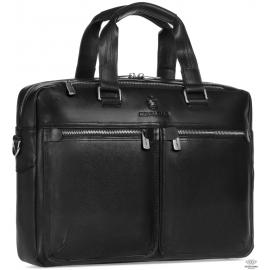 Мужская кожаная сумка для документов А4 Royal Bag RB001A