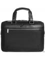 Мужская кожаная сумка для ноутбука с наплечным ремнем Royal Bag RB005A