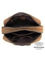 Вместительная мужская сумка-портфель винтажная кожа Tiding Bag t29523 фото №7